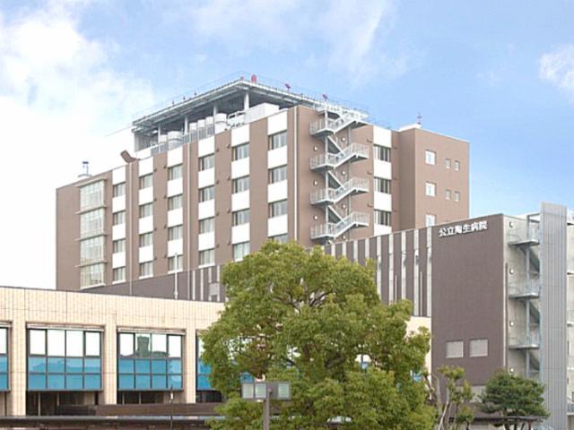 ローソン 公立陶生病院店北棟1階の画像・写真