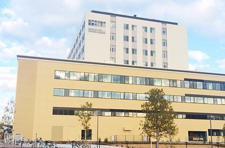 ローソン 松戸市立総合医療センター店の画像・写真