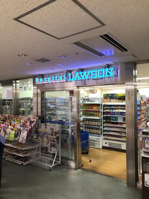 ローソン 佐野厚生総合病院店の画像・写真