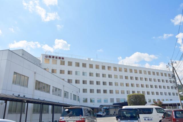 ローソン 山梨厚生病院店の画像・写真